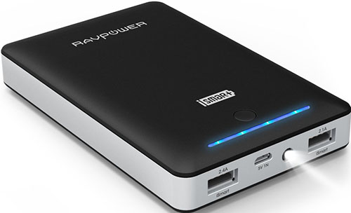 4. Portable Charger RAVPower