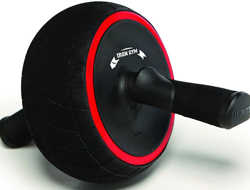 3. Speed Abs Complete Ab Workout System By Iron Gym, Abdominal Roller Wheel