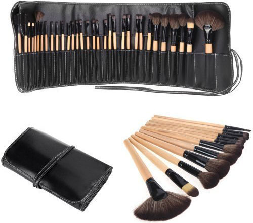 6. BESTOPE Professional Makeup Brushes Set