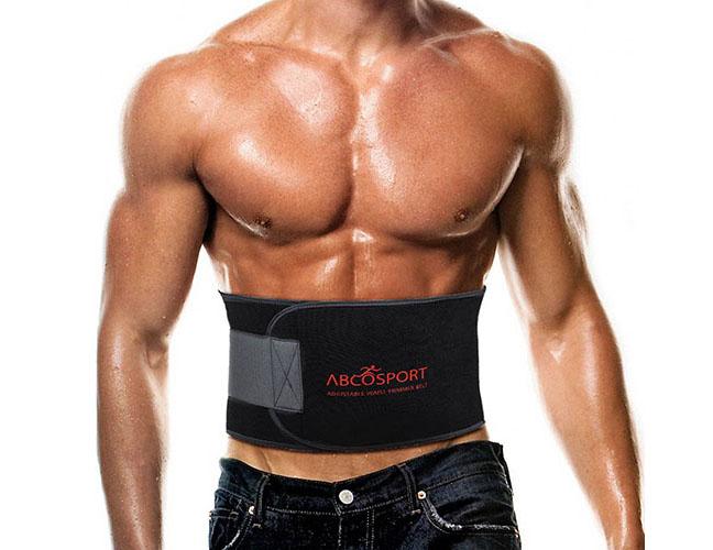 Sweet sweat waist trimmer size medium