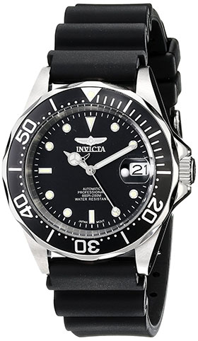 7. Invicta Men's 9110 Pro Diver Collection Automatic Watch