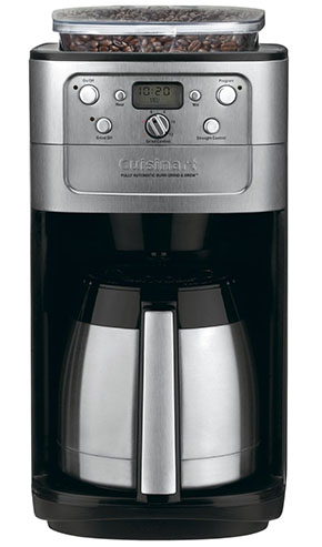 10. 12-Cup Automatic Coffeemaker
