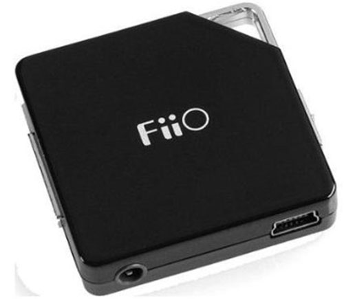 2. FiiO Portable Audio Headphone Amplifier