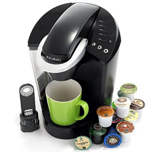 6. Keurig Elite Brewing System