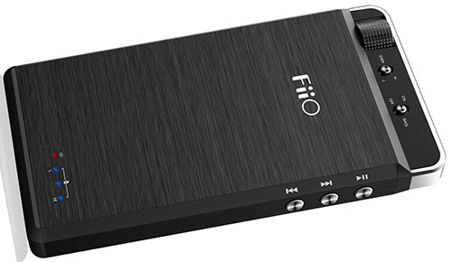 5. FiiO Kunlun Headphone Amplifier (Black)