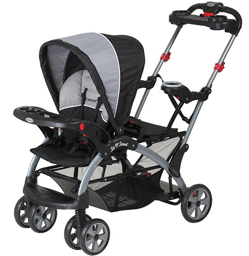 3. Baby Trend Sit N Stand Stroller