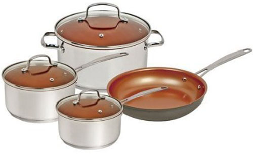 1. NuWave Cookware Set