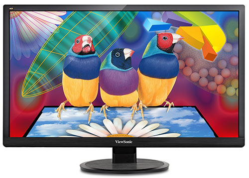 1. ViewSonic 28-Inch SuperClear Monitor