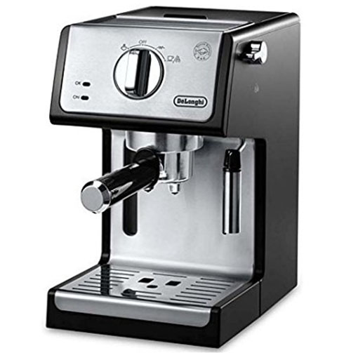1. Espresso and Cappuccino Machine
