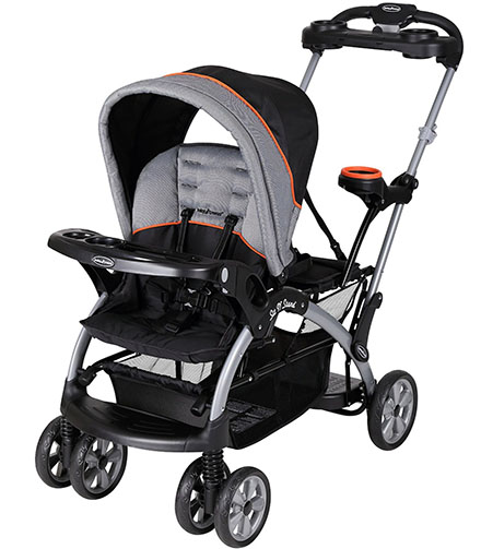 8. Baby Trend Sit N Stand Ultra Stroller