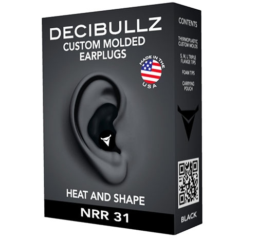 10. Custom Molded Earplugs