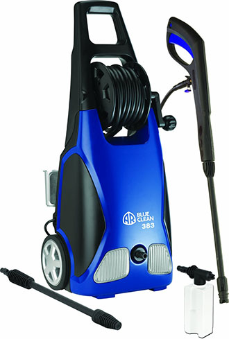 3. Electric Pressure Washer w/ Spray Gun