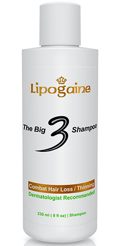 1. Lidocaine Big 3 Premium Hair Loss Prevention shampoo for Men and Women