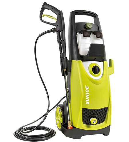 1. 14.5-Amp Electric Pressure Washer