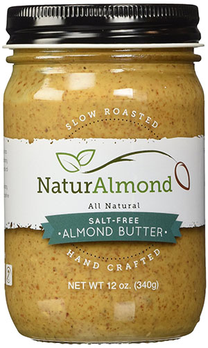 Top 10 Best Almond Butter in 2019 Reviews
