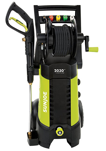 4. Sun Joe Electric Pressure Washer