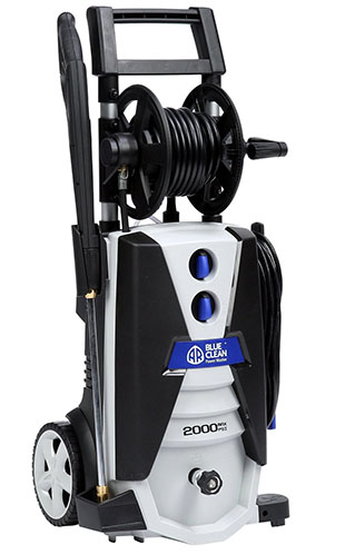 2. Electric Pressure Washer w/ Spray Gun