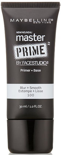 8. Maybelline New York Face Studio Master Prime Makeup