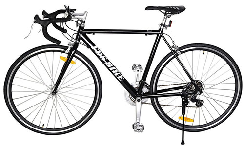 10. 54cm Aluminum Road/commuter Bike