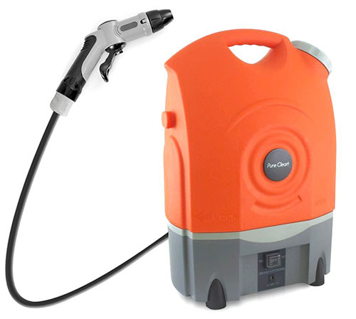 8. Portable Spray Pressure Washer