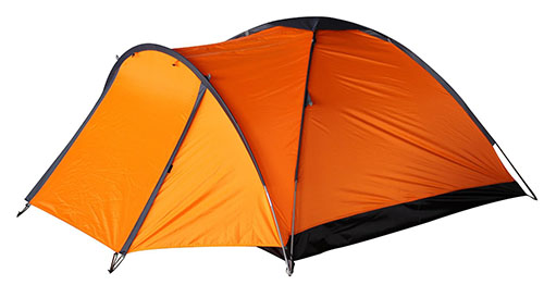5. STAR HOME Orange Camping Tent
