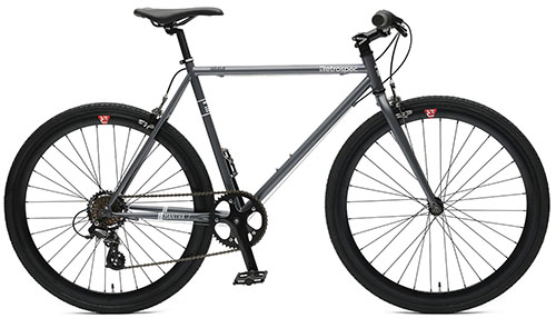 2. Retrospec Bicycles Commuter Bicycle