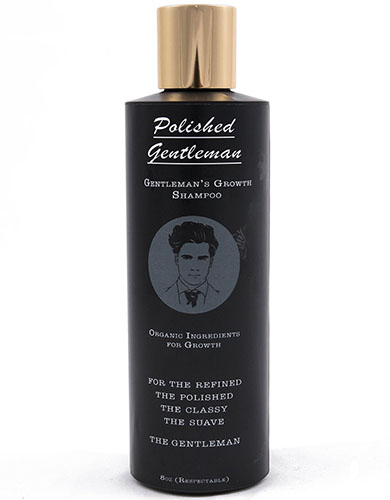 9. Polished Gentleman Hair Growth Shampoo