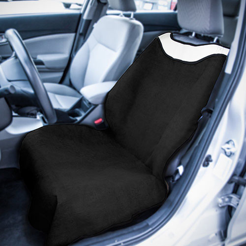 OxGord Yoga Sweat Towel Auto Seat Cover For Athletes