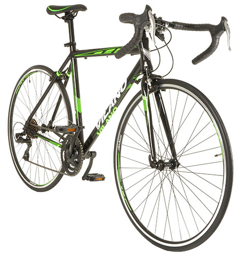 6. Vilano Commuter Aluminum Road Bike
