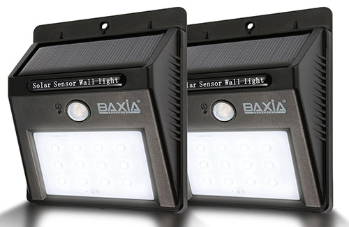 Top 10 Best Outdoor Motion Sensor Solar Lights In Reviews