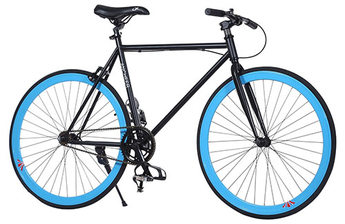 9. Ancheer Fashion Fixed Gear Bike