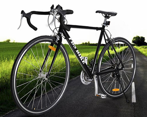 1. Gracelove 700C Aluminum 21 Speed Bike