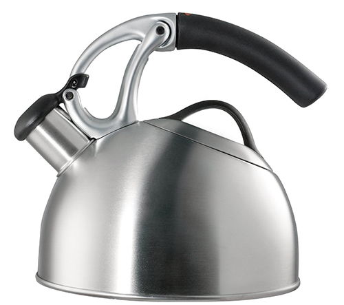 7. OXO Good Grips Uplift Tea Kettle