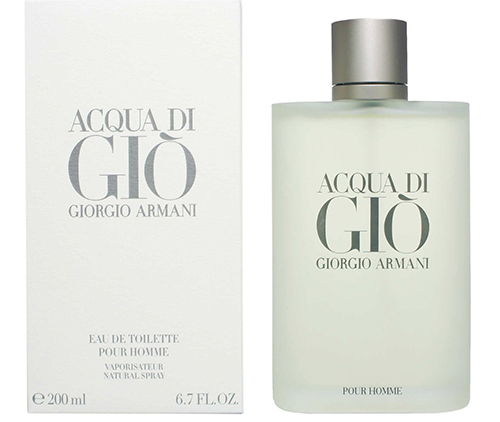 5. Acqua Di Gio By Giorgio Armani For Men