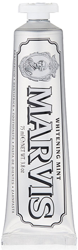 10. Marvis Whitening Mint Toothpaste