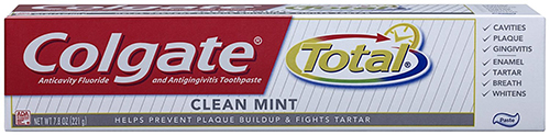 2. Colgate Total Toothpaste