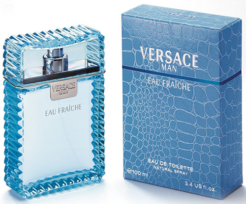 1. Versace Man Eau Fraiche By Gianni