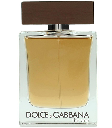 6. Dolce and Gabbana The One EDT for Men