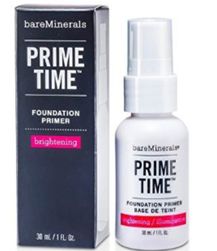 2. Time Brightening Foundation Primer