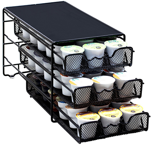 4. DecoBros 3 Tier Drawer Storage Holder