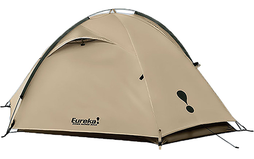 1. Eureka TCOP Down Range Solo Tent