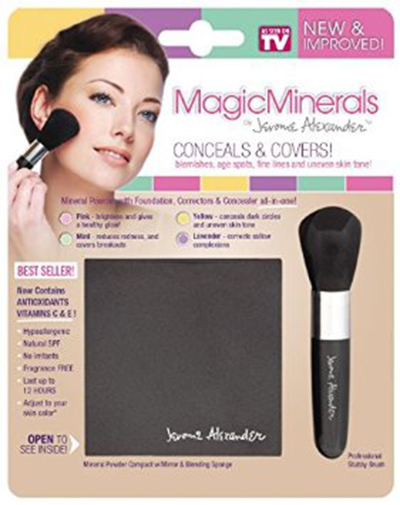 3. Jerome Alexander Magic Minerals