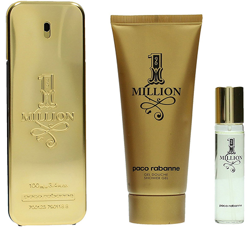 3. PACO RABANNE 1 Million Fragrance