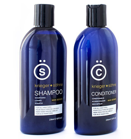 7. Shampoo and Conditioner Set for Men