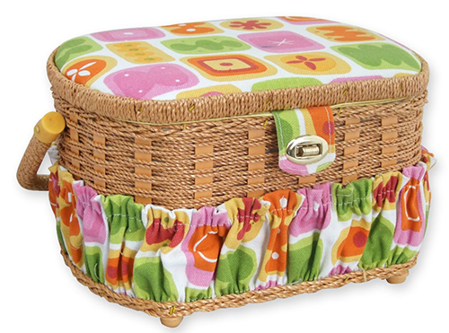 5. Michley Sewing Basket