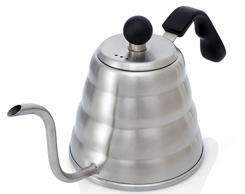 4. Pour Over Gooseneck Kettle