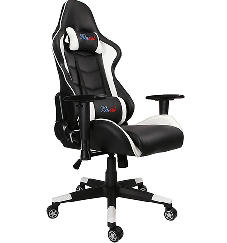 5. Kinsal Gaming High-back Computer Chair