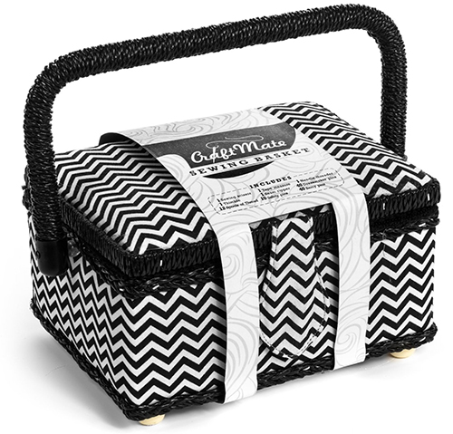 3. Modern Sewing Basket Kit