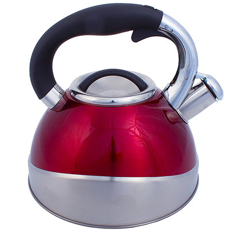 9. High Quality Stainless Steel Tea Kettle