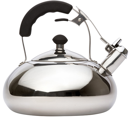 10. Vanika Stainless Steel Tea Kettle